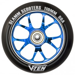 Slamm колесо V-Ten II blue