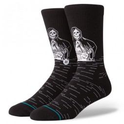Шкарпетки Stance REAPER GREETER BLK - BLACK