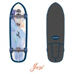 "Лонгборд Yow Mundaka 32"" Power Surfing Series Surfskate"