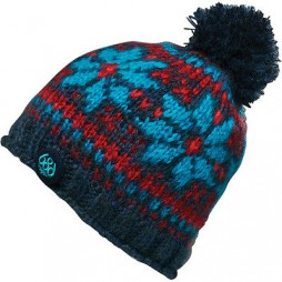 Шапка 686 14/15 Wmn's Flake Fleece Beanie Indigo