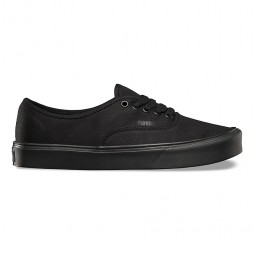 Кеды VANS 18 Authentic Lite (Canvas) Black/Black