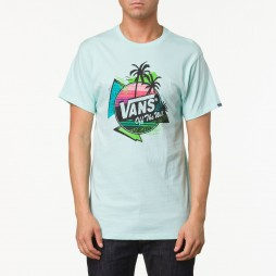 Футболка Vans California Incline Blue