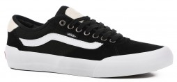 Кеди VANS Chima Pro 2 (SUEDE/CANVAS) BLACK/WHITE