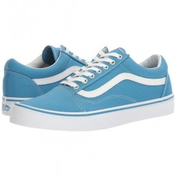 Кеди Vans Old Skool (Canvas) Centre Blue / True