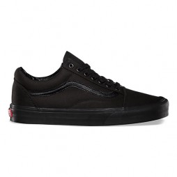Кеди VANS 18 Old Skool Black / Black