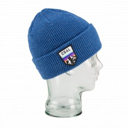 Шапка Coal 16/17 The Summit Beanie Heather Royal Blue